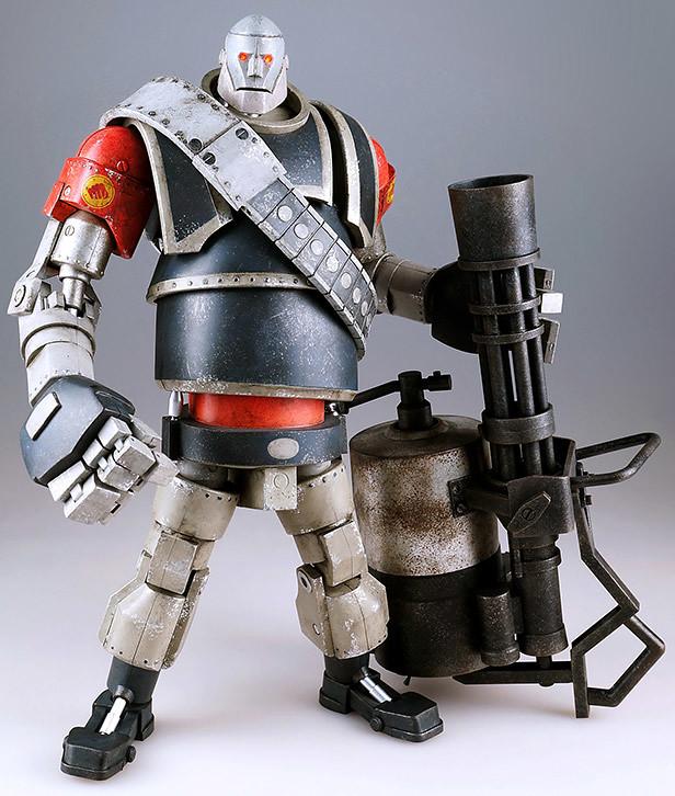 threeA - 絕地要塞2 「曼恩對決機器」機器重裝兵