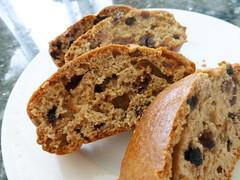 Tea Bread (cherryliciousblog) Tags: autumn food bread recipe tea 2013 quickeasy