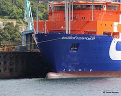 Bulbos de buques (87) (javier_cx9aaw) Tags: de shipyard shipbuilding bulbos proa puertovigo industrianaval astillerosconstrucciones cxaaw
