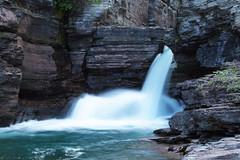 Glacier Nationalpark (Walcher Franz) Tags: glaciernationalpark waterfall wasser wasserfall bach fluss glacier nationalpark waterton