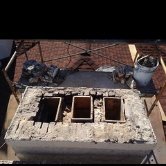 "Damaged Chimney Top • <a style=""font-size:0.8em;"" href=""http://www.flickr.com/photos/76001284@N06/10430705856/"" target=""_blank"">View on Flickr</a>"