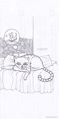Bic pen drawing by Magnetic - Dessin au stylo Bic - Dibujo (Painting-Drawing-Artworks-Street Art-by Magnetic) Tags: art illustration pen pencil cat artwork chat artist drawing dessin illustrator crayon magnetic bic artiste dessiner illustrateur stylo bicpen dessinateur drawingpen crayondepapier stylobic magneticstudio