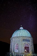 Elan Valley Milky Way (SeanWeeklyImages) Tags: wales night canon stars nightimages nightscape nightshot andromeda galaxy astrophotography nightsky powys stargazing milkyway elanvalley starscape canon1755mm canon60d foeltower Astrometrydotnet:status=solved astometry Astrometrydotnet:id=nova145251