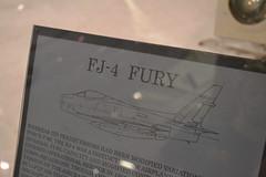 FJ-4_Sign1 (AJ's Airplanes) Tags: fury nationalnavalaviationmuseum fj4