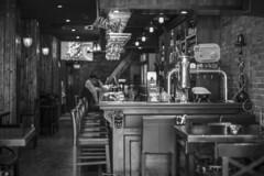 Not yet... (Kaiser Sozer) Tags: bw classic bar zeiss 50mm pub shanghai sony f15 sonnar zm a7r ilce7r