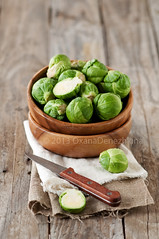 Brussels sprouts (Oxana Denezhkina) Tags: brussels food brown color green texture nature vegetables closeup salad healthy raw natural market head background harvest vegetable fresh eat vegetarian cabbage bunch organic concept diet brussel sprouts sprout nutrition ingredient