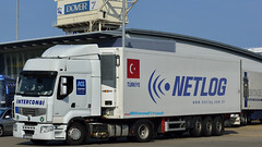 TR - ICL Netlog Renault Premium 460 (BonsaiTruck) Tags: renault camion trucks premium lorries lkw icl netlog