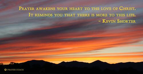 Prayer Awakens by Kevin Shorter, on Flickr