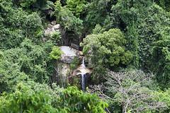Secret Falls (Ursula in Aus) Tags: thailand jungle kohsamui canopy zipline flyingfox earthasia