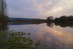 Stour floods (MarilynJane) Tags: dorset floods riverstour blackmorevale childokeford