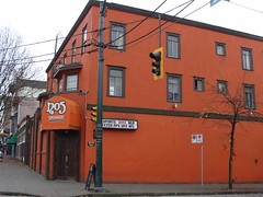 Number 5 Orange (knightbefore_99) Tags: orange canada west vancouver nude coast downtown bc 5 main number lapdance stripper dtes rundown overpriced