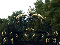 The Gate (Rick & Bart) Tags: park london gate iron greenwich entrance ijzer hek londen greenwichpark rickbart rickvink