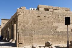 Temple at Philae (kairoinfo4u) Tags: egypt egipto philae ägypten egitto assuan égypte aswān agilikaisland templeatphilae
