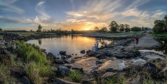 Sunday by the Lagoon (dazza17 - DJ) Tags: