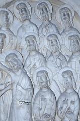 Lining Up (EJ Images) Tags: uk england sculpture slr london museum nikon saints va dslr figures victoriaalbertmuseum nikonslr d90 londonmuseum nikondslr nikond90 dsc0926