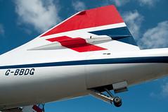G-BBDG British Airways Arospatiale-BAC Concorde Brooklands (rmk2112rmk) Tags: plane airport aircraft aviation concorde british ba airways britishairways airliner brooklands baw speedbird civilaviation gbbdg arospatialebac