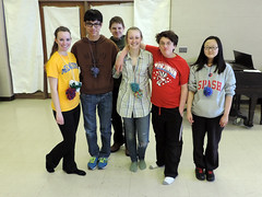 Happening 67 of the Diocese of Fond du Lac, March 14-16, 2014 (DioceseFDL) Tags: wisconsin youth episcopal happening allsaints appleton fonddulac diocese