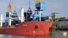 MV Golf (radio53) Tags: shipping ship mv silvertown london thames river tate lyle e16 newham docks maritime panasonic gx8 lumix micro43