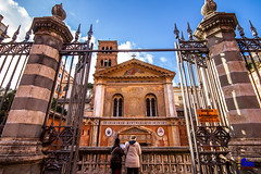 """Santa Pudenziana • <a style=""""font-size:0.8em;"""" href=""""http://www.flickr.com/photos/89679026@N00/32459004334/"""" target=""""_blank"""">View on Flickr</a>"""