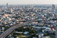 4Y1A1123 (Ninara) Tags: bangkok thailand sunset skyscraper bangrak chaopraya lebua statetower