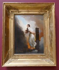 Jeanne d'Arc sur le bûcher - Fragonard, vers 1822 - Musée des Beaux-Arts de Rouen (Monceau) Tags: muséedesbeauxartsderouen museum art rouen jeannedarc burning stake jeannedarcsurlebûcher fragonard