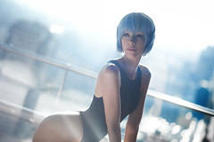 Shiroiaisu - Ayanami Rei (Niew Photography) Tags: shiroiaisu rei ayanami fashion beauty figure evengelion neongenesisevangelion neon genesis eva anime animecosplay cosplay costume play cosplayer babe sexy photoshoot photography woman beautiful pretty leotard waifu superorange booty cosplaybutt butt