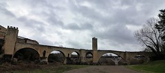 Empordà_1333 (Joanbrebo) Tags: besalú garrotxa girona romanico puente pont bridge rio river riu arquitectura canoneos80d eosd autofocus canonflickraward efs1018mmf4556isstm descubramosespañacom