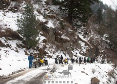 Pit Stop (touragrapher) Tags: 70200 bullet canon70200 canon70d classic500 dharali gangnani harshil heroimpulse himalayas himalyan incredibleindiaadventuremotorcyclingheroimpulseksoni incredibleindiamukhbabridge mountains offroader royalenfield suvs sigma30mm snow snowstorm2017 snowstorm thar thunderbird uttarkhashi uttrakhand uttrakhandtourism whereeaglesdare yamahawr450f mahindra remotestcorners ride911 thehills thesuvs theriverjustawemykindapitstopin tourer