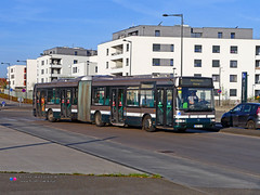 Renault Agora L - CTS 588 (Pi Eye) Tags: bus autobus strasbourg cus cts eurométropole renault irisbus rvi agora agoral articulé gelenk
