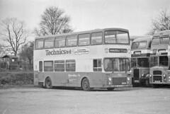 Spath Newcomer (matt.oxon) Tags: 7515 uww515x mcw metrobus alexander stevenson spath uttoxeter wypte west yorkshire pte ensign bus