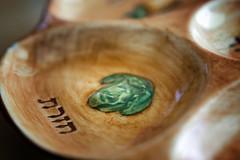 Seder Plate (Black Hound) Tags: macromondays glaze