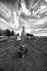 The Cross (Dave Linscheid) Tags: jesuschrist savior christian sacrifice faith cemetery religion blackandwhite eastsveadahllutheranchurch watonwancounty mn minnesota usa samsunggalaxytablet