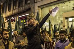Circassian Rally in Istanbul (Corey Jackson) Tags: politics russia russian circassian turkey istanbul asiaminor
