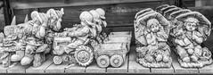 Tuincentrum -4- (Jan 1147) Tags: tuincentrum intratuin beelden statues bw zw zwartwit blackandwhite monochrome lovendegem belgium