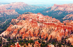 Bryce Canyon National Park, UT 9-09 (inkknife_2000 (7.5 million views +)) Tags: brycecanyonnp utah nationalparks dgrahamphoto hoodoos usa landscapes orangesandcorals sandstoneformations landscape sandstonecolors hiking utahspruce