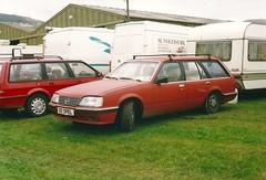 Opel Senator 3.0 Estate (VAGDave) Tags: opel senator 30 estate 1984 b20pel