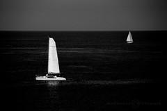 Boats on black, Brittany France (filippi antonio) Tags: armor côtedarmor brittany bretagne bretagna breizh francia france sea water ocean atlantic seascape waterscape boats canon blackandwhite rotheneuf