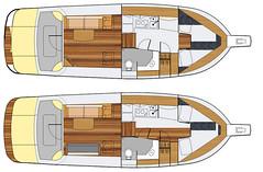 marlow 32 rendering (Soundings Magazine) Tags: boats pocketcruisers cruisers yachts