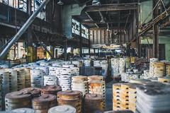 Never Ending (IAmTheSoundman) Tags: jakebarshick chinafactory china finechina factory abandoned urbanexploring urbex sony a99 takumar m42