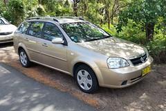 2007 Holden Viva JF Wagon (jeremyg3030) Tags: 2007 holden viva jf wagon cars daewoo
