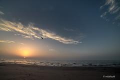 Baish Beach (mlahsah) Tags: sea بحر بحربيش شاطي beach baish sa clouds nikon nikond750 ngc jazan ksa جازان السعودية