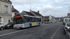 Transdev Nemours réseau Still Heuliez GX 137 DK-967-EZ (77) n°14362 (couvrat.sylvain) Tags: transdev nemours heuliez gx137 gx 137 bus autobus midibus still