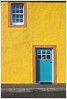 Yellow Wall, Window & Door, St Monans (Gordon_Farquhar) Tags: anstruther fife st monans pittenweem cellardyke crail coast scotland east sunshine spring light