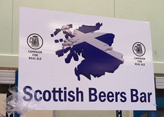 Scottish Beers Bar (Stuart Axe) Tags: beer beerfestival scotland scottish scottishbeer scottishbeers maldon essex uk england camra campaignforrealale maldonbeerfestival maldonbeerandciderfestival bar sign alcohol blackwater countyofessex unitedkingdom greatbritain maldondistrict flag gb