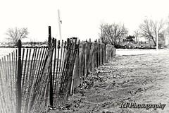 Spring Beach (richardf957) Tags: rfphotography richardf957 beach stcatharines niagararegion rfitz snowfence sand beachlife