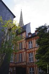 Habitations Quartier Saint- Maclou (Barnie76@ ,Peu dispo) Tags: rouen colombages vieuxquartier saintmaclou ville couleursdubois habitation seinemaritime normandie