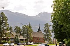 Jasper Town, Jasper National Park, Canada (leo_li's Photography) Tags: parcnationaljasper jaspernationalpark alberta canada 加拿大 亞伯達省 canadianrockymountains rockymountains 洛磯山脈 jasper 亞伯達 艾伯塔省 艾伯塔