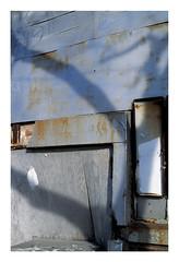 (Michael Raymond Lund) Tags: olympus om 4ti fujichrome provia 100f slide film e6 analog color photography abstract urban nyc new york city queens far rockaway