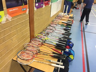 Yonex Demo Day - April 2017