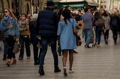 Paseando por las Ramblas (Angeles h) Tags: barcelona lasramblas street